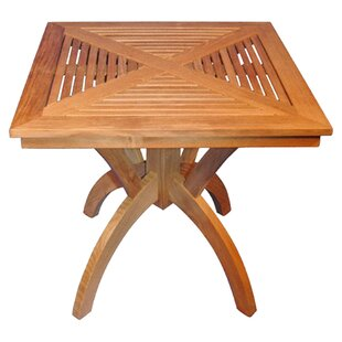 Pedestal Dining Table by Regal Teak Best