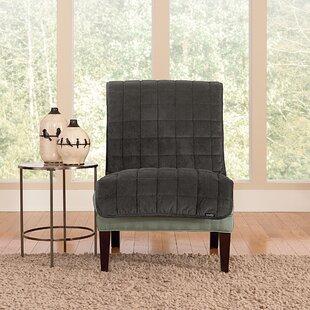 Armless Slipper Chair Cover Wayfair