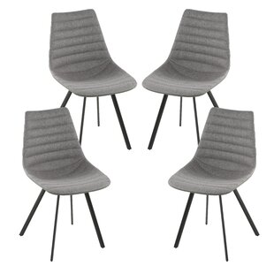 Matsumura Upholstered Dining Chair (Set of 4)