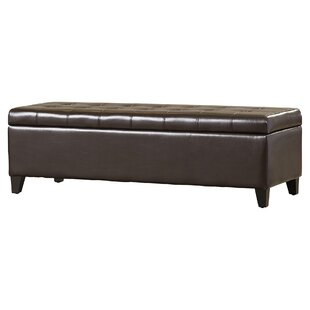Hoagland Upholstered Storage Bench