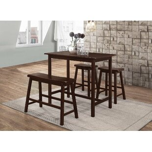 Tassone 4 Piece Dining Set Winston Porter