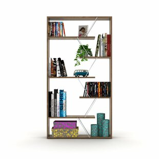 Orville Standard Bookcase by Brayden Studio Savings