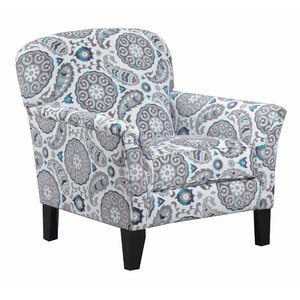 Simmons Upholstery Seminole Pacific Armchair by Red Barrel Studio