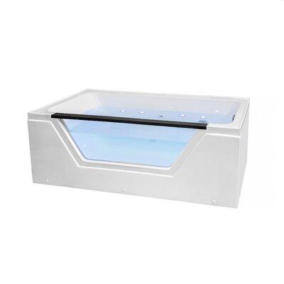Find The Perfect Air Amp Whirlpool Tub Alcove Bathtubs Wayfair