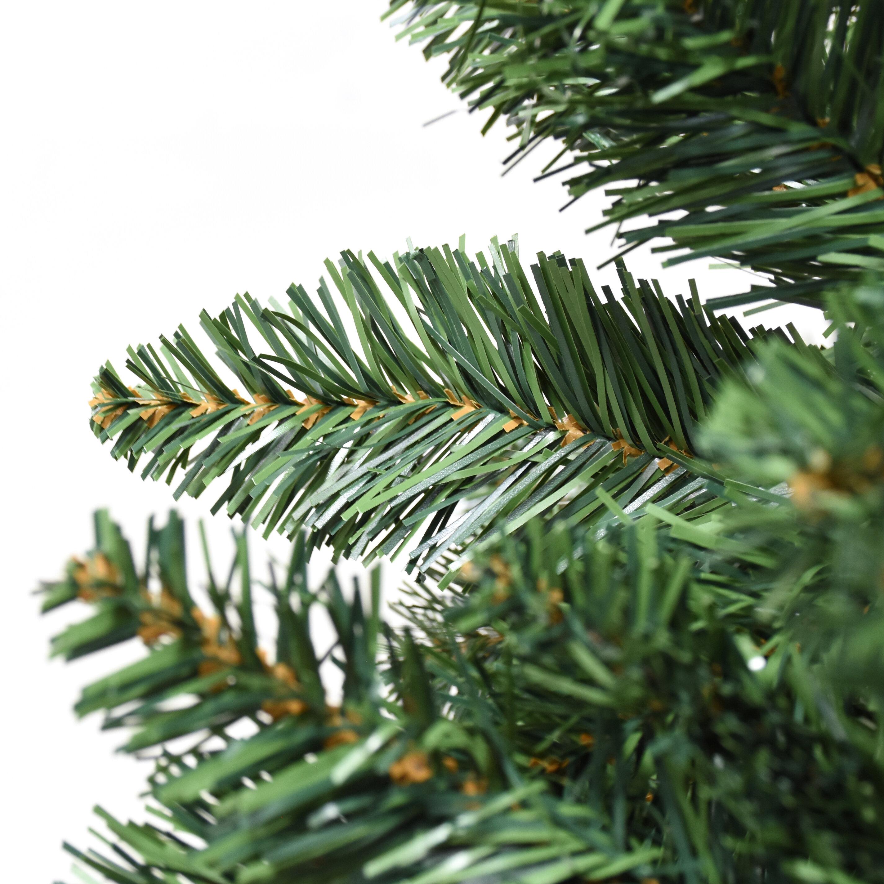 Douglas Fir Christmas Tree.7 Green Douglas Fir Artificial Christmas Tree With Stand