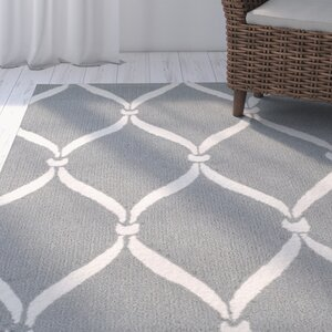 Coventry Gray/Ivory Indoor/Outdoor Area Rug
