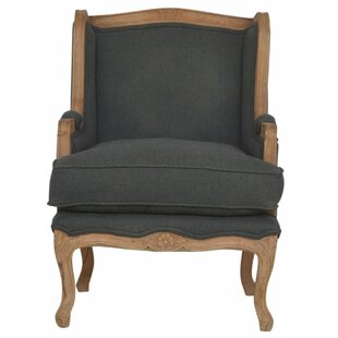 French Wing Armchair