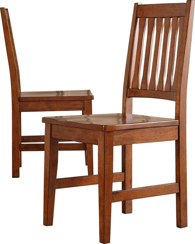 Fort Kent Side Chair Set Of 2 By Loon Peak Low Prices