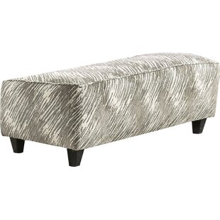 Pinero Ottoman by Brayden Studio