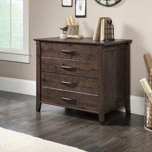 Reclaimed Wood Filing Cabinet | Wayfair