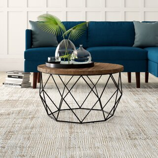 Ahart Coffee Table by Mercury Row SKU:CE547372 Details