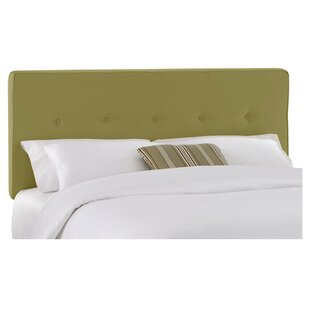Online Reviews Marcy Upholstered Panel Headboard by Skyline Furniture