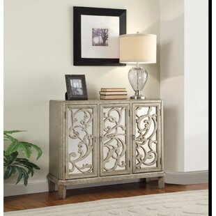Jane Street 3 Door Accent Cabinet by Ophelia & Co.