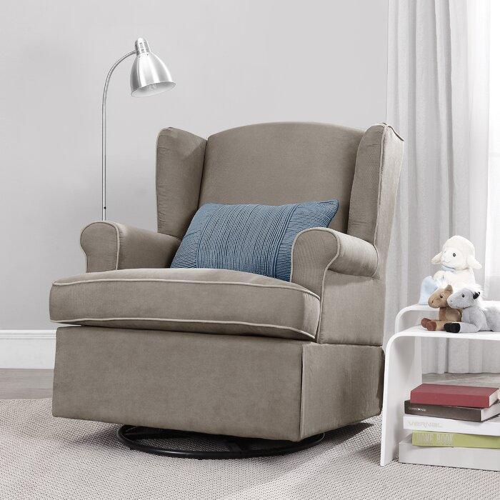 Cool Hana Swivel Glider Cjindustries Chair Design For Home Cjindustriesco