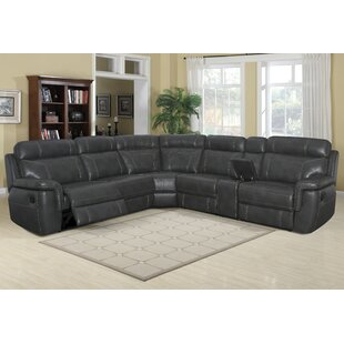 Shop Escobedo Left Hand Facing Reclining Sectional by Darby Home Co