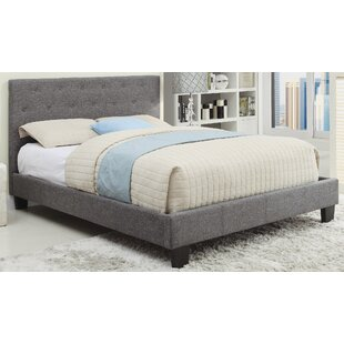 Looking for Upholstered Platform Bed By WorldWide HomeFurnishings