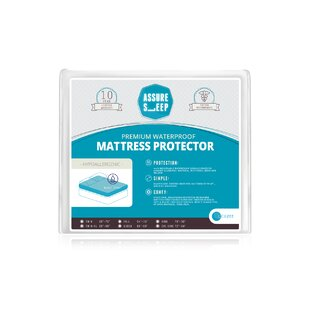 Assure Sleep Hypoallergenic Waterproof Mattress Protector