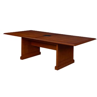 Guide to buy Christofor Rectangular Conference Table ByDarby Home Co