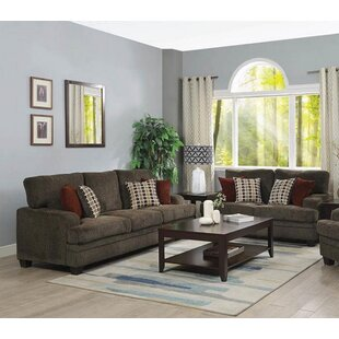 Best Price Carrillo 2 Piece Living Room Set by Alcott Hill Reviews (2019) & Buyer's Guide