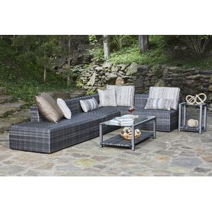 Canaveral Patio Sectional by Woodard