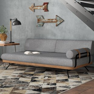Compare prices Simonne Modern Sofa Bed by Union Rustic Reviews (2019) & Buyer's Guide