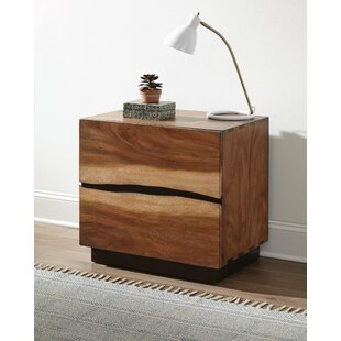 Boler 2-Drawer Nightstand