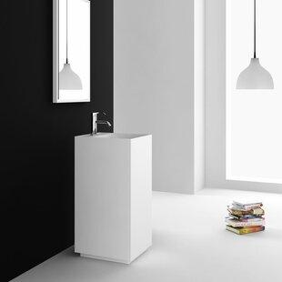 """Springhill 18"""" Pedestal Sink"""