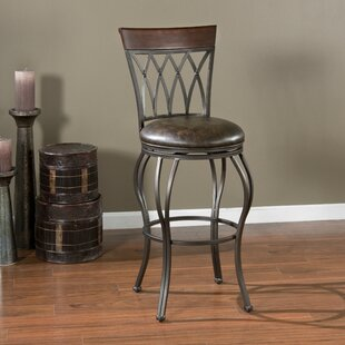 Fillmore 26 Swivel Bar Stool DarHome Co