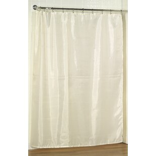 Berning Single Shower Curtain Liner By Three Posts