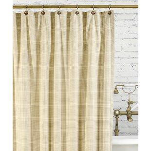 Morrison Cotton Plaid Shower Curtain