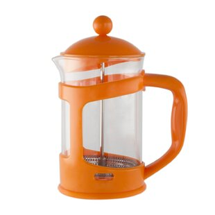 3-Cup Cute Cafetiere Borosilicate French Press Coffee Maker