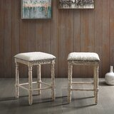 Jasmin Bar & Counter Stool (Set of 2) by Gracie Oaks
