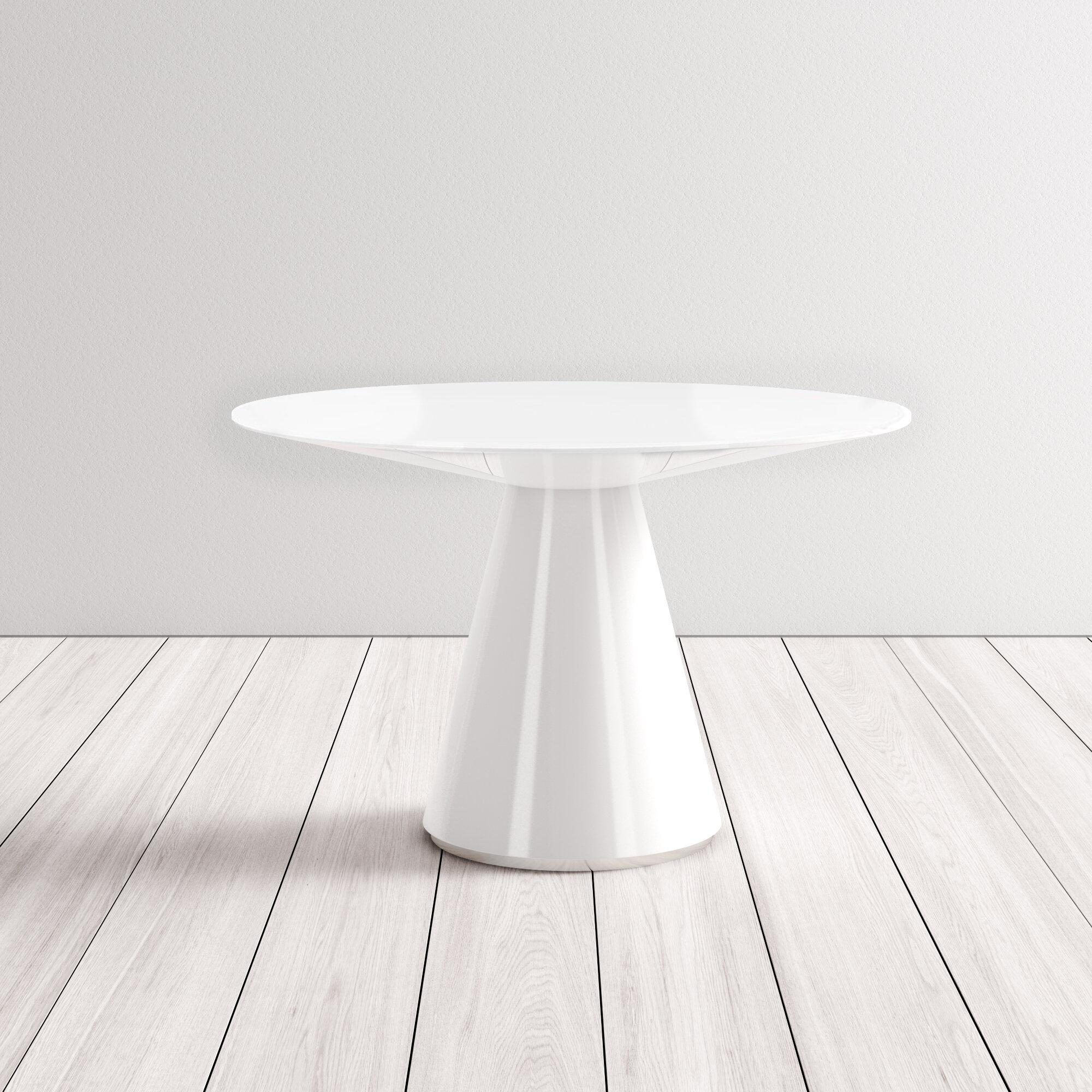 Allmodern Lanigan Upper Strode Dining Table Reviews Wayfair