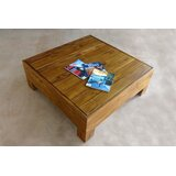 Tola Teak Coffee Table
