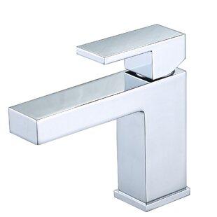 Single Hole Bathroom Faucet ByLuxier