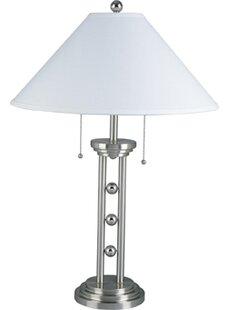 Steel Rod Pull 28 Table Lamp
