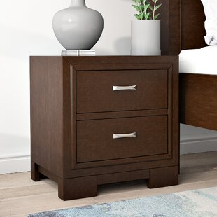 Voigt 2 Drawer Nightstand