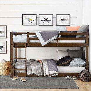 Low Height Bunk Bed Wayfair
