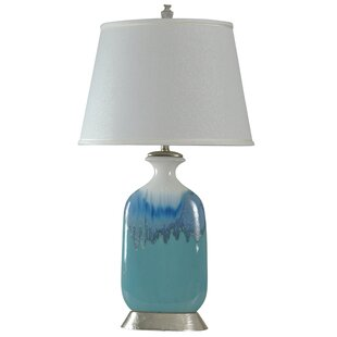 Low priced Salma 36 Table Lamp By Highland Dunes