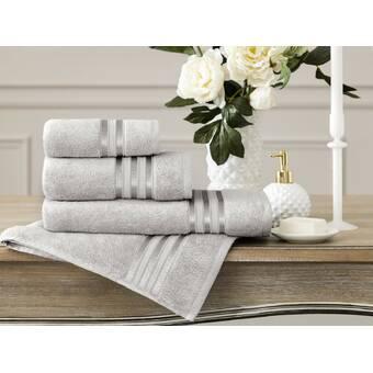 Winston Porter Chichica 100 Cotton Hand Towel Wayfair