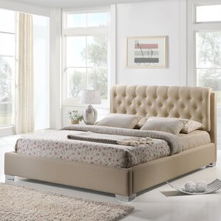 Where buy  Crum Full Upholstered Platform Bed by Alcott Hill Reviews (2019) & Buyer's Guide