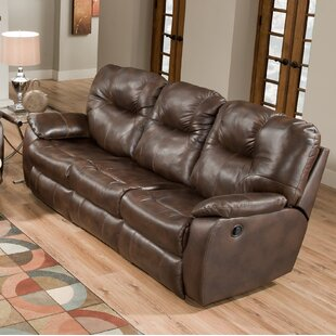 Avalon Reclining Sofa by Southern Motion