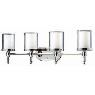 Kirsch 4-Light Vanity Light