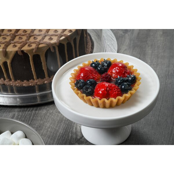 Small White Cake Stand Wayfair