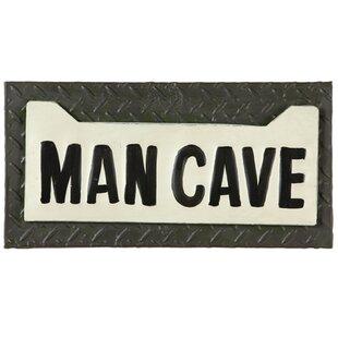 Man Cave Wall Décor