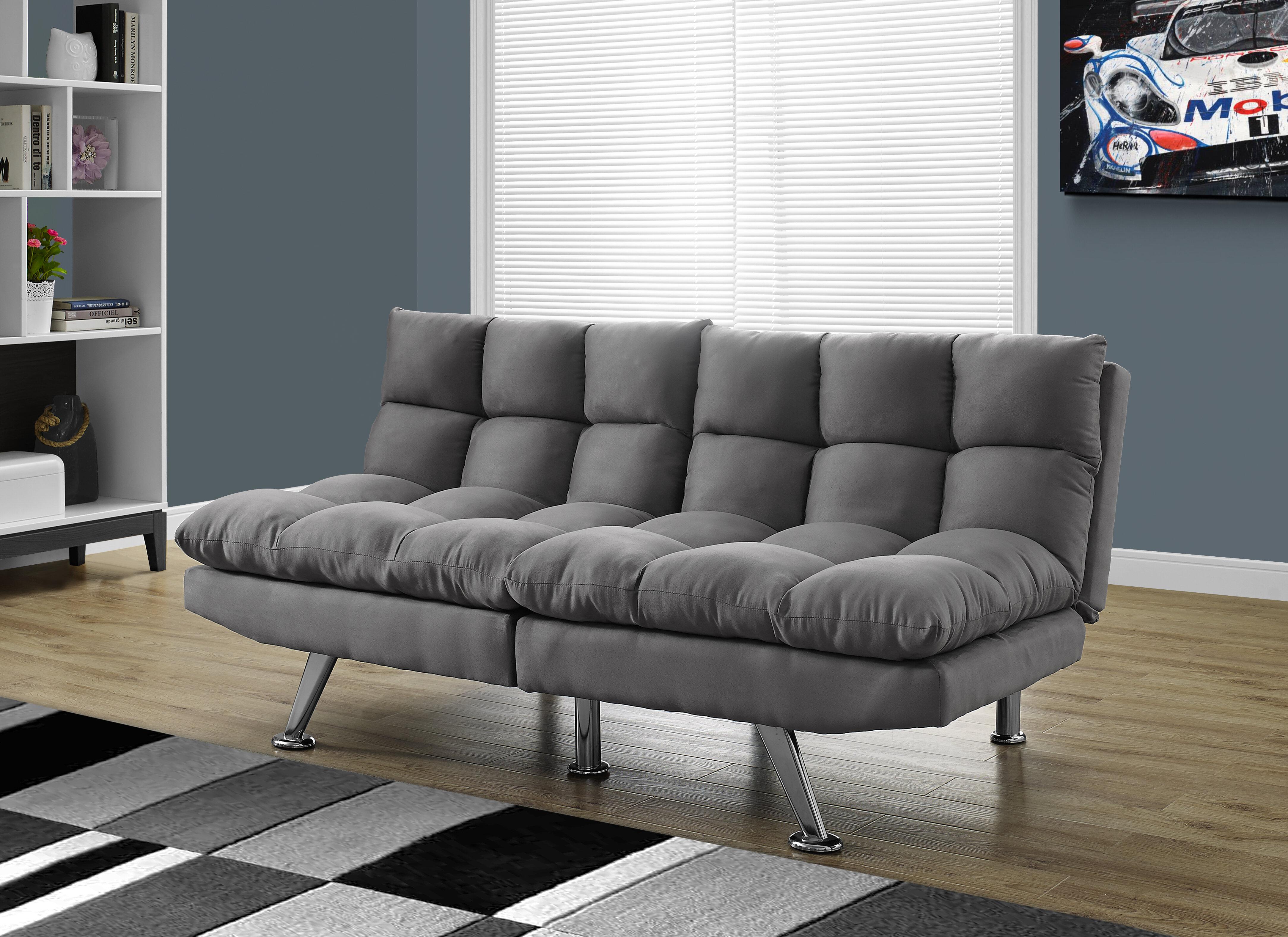 futons couch for ip walmart top allegra pillow futon less black dhp com microfiber plush