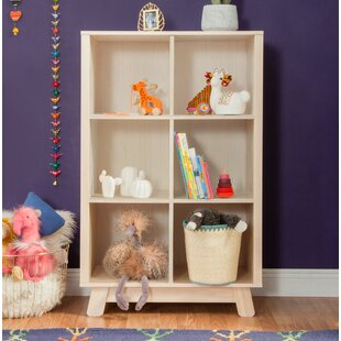 Affordable Hudson Cubby Free Standing 48 Bookcase by babyletto Reviews (2019) & Buyer's Guide