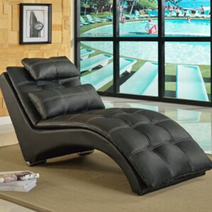 Chaise Lounge by Best Quality Furniture