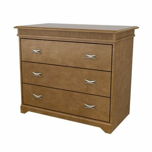 Avalon 3 Drawer Dresser
