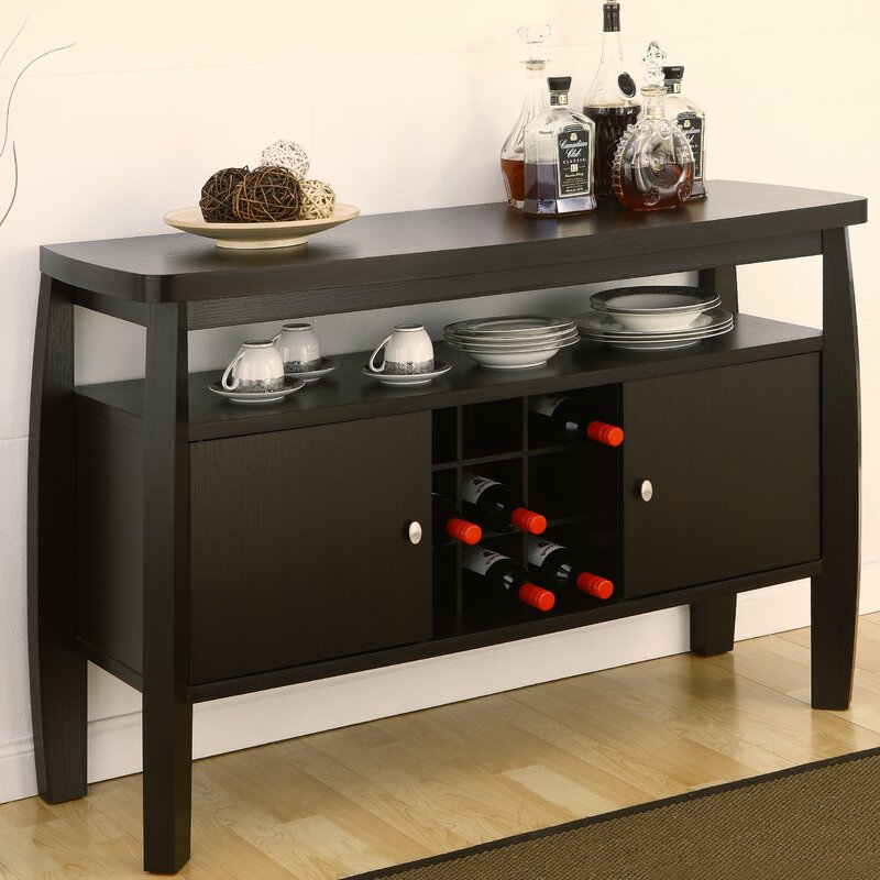 Buffet Table.Denman Buffet Table